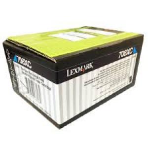 Toner 70C8XC0 708XC Lexmark CS510 Original Melhor Preço – Toner Ideal