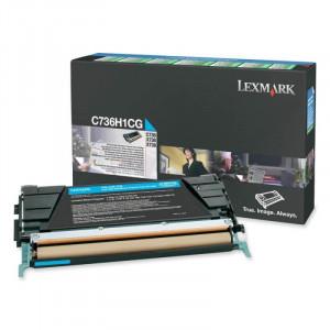Cartucho de Toner C736 – C736H1CG Lexmark Original Melhor Preço