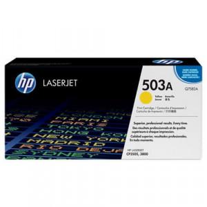 Cartucho de Toner CP3505 Q7582A - HP 503A Original Melhor Preço