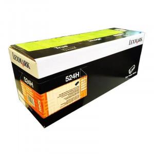 Cartucho de Toner MS810de – 52D4H00 / 52DBH00 - 524H Lexmark Original Melhor Preço