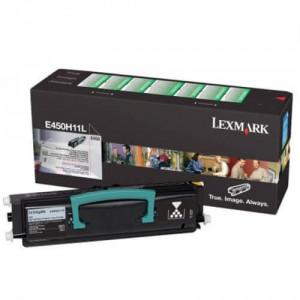 Cartucho de Toner E450–E450H11L / E450H11B Lexmark Original Melhor Preço