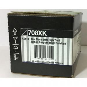 Toner 70C8XK0 708XK Lexmark CS510 Original Melhor Preço – Toner Ideal