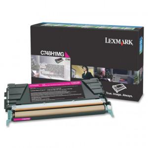Toner C748H1MG Lexmark Original Melhor Preço – Toner Ideal