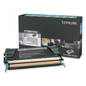Cartucho de Toner C736 – C736H1KG Lexmark Original Melhor Preço