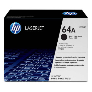 Cartucho de Toner P4014 CC364A - HP 64A Original Melhor Preço