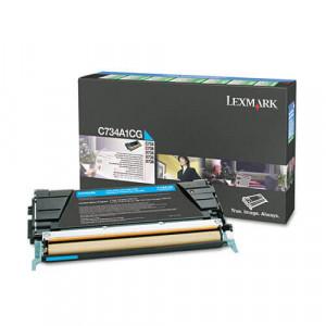 Cartucho de Toner C734–C734A1CG Lexmark Original Melhor Preço
