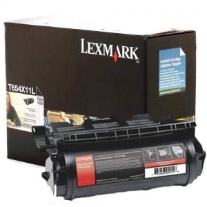 Cartucho de Toner T654 - T654X11L / T654X11B Lexmark Original Melhor Preço