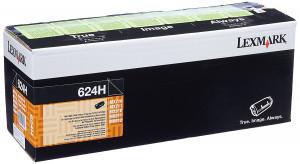Toner 62D4H00 624H Lexmark Original Melhor Preço