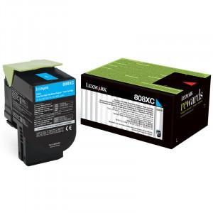 Toner 80C8XC0 808XC Lexmark CX510 Original Melhor Preço – Toner Ideal