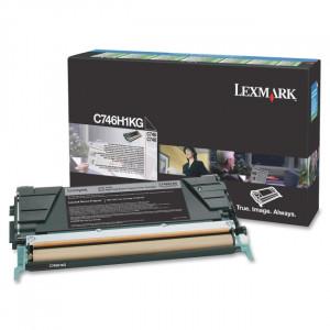 Toner C746H1KG Lexmark C746DN Original Melhor Preço – Toner Ideal