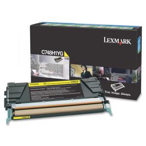 Toner C748H1YG Lexmark C748DE Original Melhor Preço – Toner Ideal