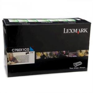 Toner C792X1CG Lexmark Original Melhor Preço – Toner Ideal