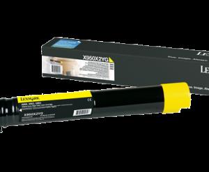 Toner X950X2YG Lexmark Original Melhor Preço